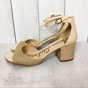 Sam Edelman Susie 2 Heeled Sandals.
